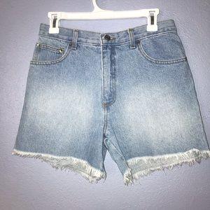 Moda International Vintage Denim shorts